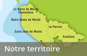 Notre territoire